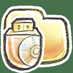 G12 Folder PortableAoo icon