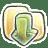 G12-Folder-LoadDown icon