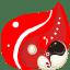 Folder-Red-chrome icon