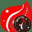 Folder Red safari icon