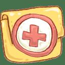Hp folder backup icon