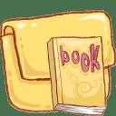 Hp folder book icon