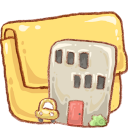 Hp folder office icon