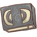 Hp video icon