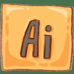 Hp AI icon