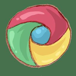 Hp chrome icon