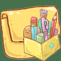 Hp folder application icon