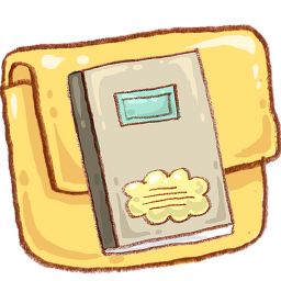 Hp folder notebook icon