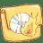 Hp folder burn icon