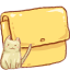 Hp-folder-cat icon