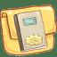 Hp-folder-notebook icon