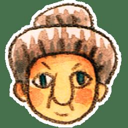User Yubaba Granma icon