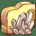 Folder ele ice icon