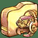 Folder music 4 icon