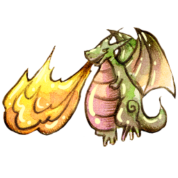 Fire Dragon icon