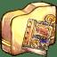 Folder-ebook icon