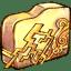 Folder-ele-thunder icon