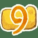 Om System 9 icon
