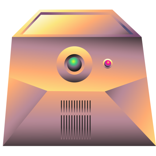 Server-gold icon