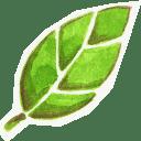 Leafie icon