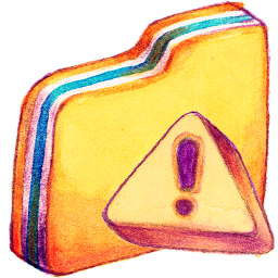 Y Caution icon