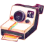 Camera Polariod icon