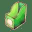 Recycle Bin Empty 1 icon