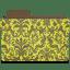 Folder-damask-chartreusey icon