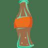 Soda-coke-bottle icon