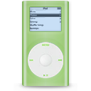 iPod Mini 2G Green icon