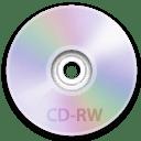 Device Optical CD RW icon