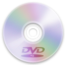 Device Optical DVD plus R icon