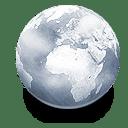 Network Graphite icon