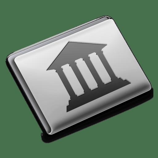 Folder-Library icon