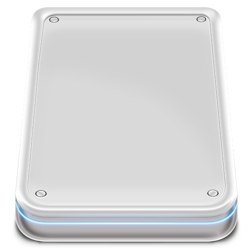 Hard Disk External icon