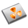 Folder-Burn icon