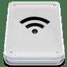 Hard-Disk-Wifi icon