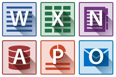 Flats Msoffice 2013 Icons