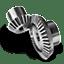 Bevel-gear icon