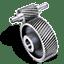 Pinion-gear icon