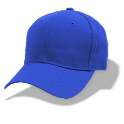Hat Baseball Blue Icon Hat Iconset Rob Sanders