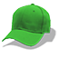 Hat-baseball-green icon
