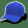 Hat-baseball-blue icon