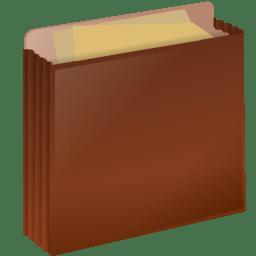 Folder case icon