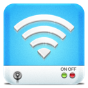 Drives AirPort Disk icon