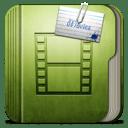 Folder Movie Folder icon
