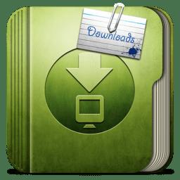Folder Download Folder icon