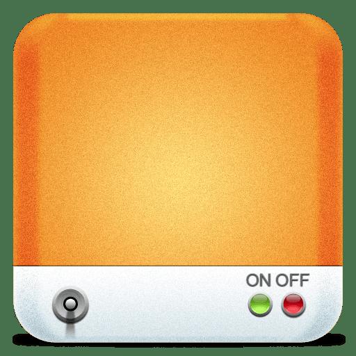 Drives-External icon