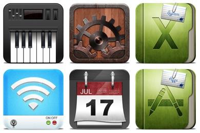 iRob Icons