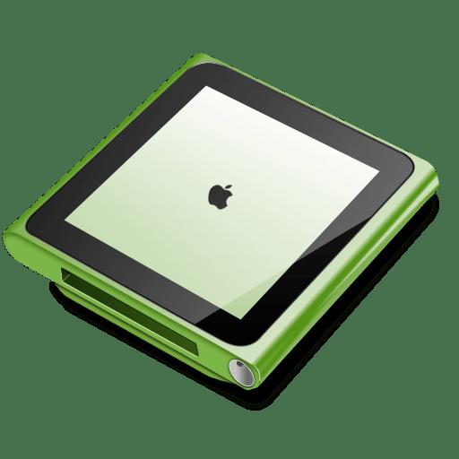 IPod-nano-green icon